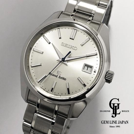 【中古】美品 グランドセイコー SBGV005 マスターショップ限定モデル クォーツ メンズ 腕時計