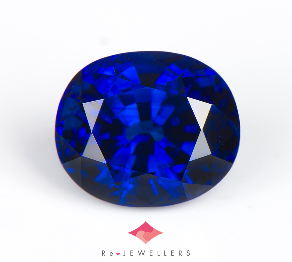 lanka sri gemstone certified gemstonecertified natural blue sapphire dark royal loose carats