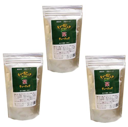 チャーガピュアゴールド茶 ティーバッグ 3g×30包 ×3個セット