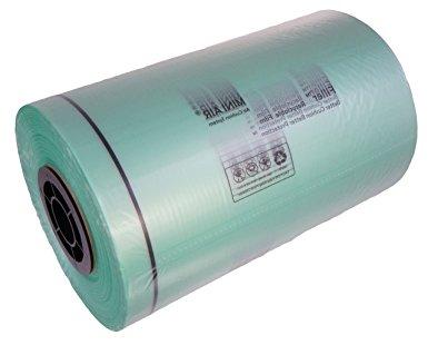 ミニエアーイージー専用フィルム(1巻) 200×150mm (長さ280m・約1860個分) エアークッション 緩衝材製造機MINI AIR EASI