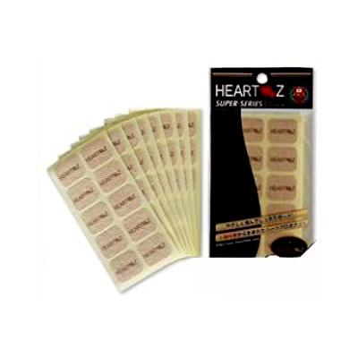 ハーツ加工 卸売り 周波数を整える独自の加工 を施した全身に使えるシール ハーツスーパーシール レギュラータイプ 8シート 1個 普通郵便発送 80枚入 安値 HEARTZ ハーツ 周波数加工