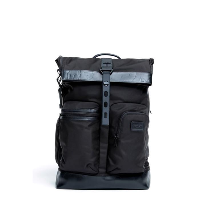 【返品・交換不可】wjk × TUMI Luke Roll-Top Backpack 222388DCye【 ルーク バックパック ビジネスバッグ ダブルネーム 】【MENS】