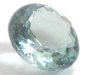 グランディディエライト 0.346ct ルース ラウンドカット 中央宝石研究所ソーティング付属 【レアストーン】 【宝石質】 【店長推奨品】