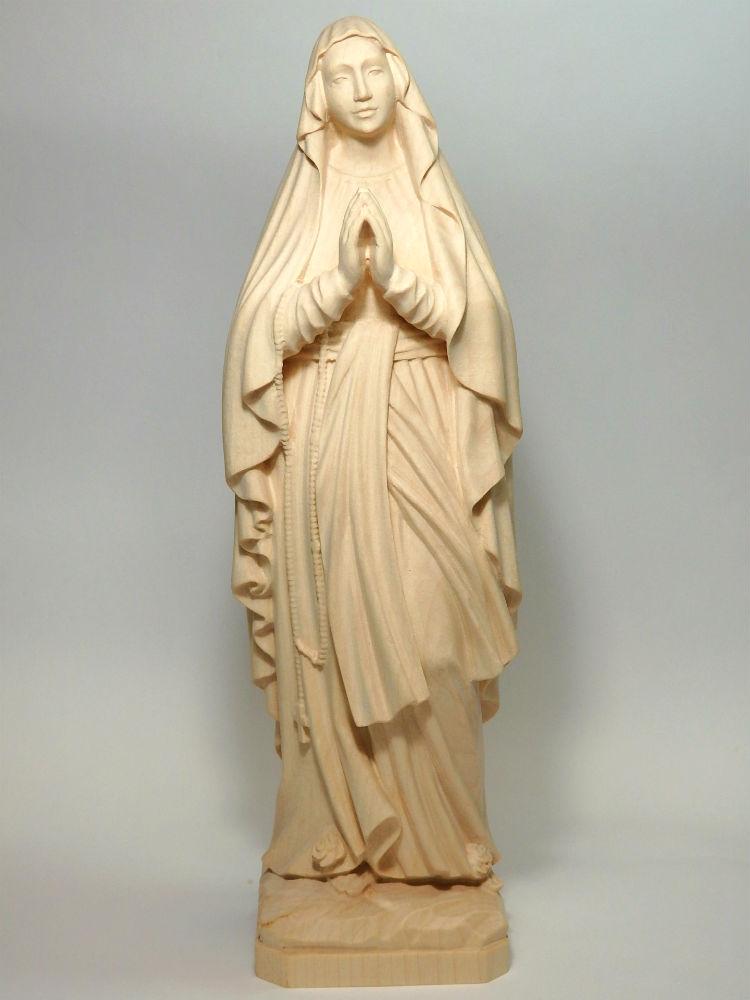 値引 《レーピ》欧州教会使用創業100年 木彫りブランド木彫り 聖母マリア像「 ルルド 」白木仕上げ 高さ 高さ 36cm保証書付 」白木仕上げ ルルド【イタリア】, Barbizon バルビゾン:66eab97e --- saizenhc.com