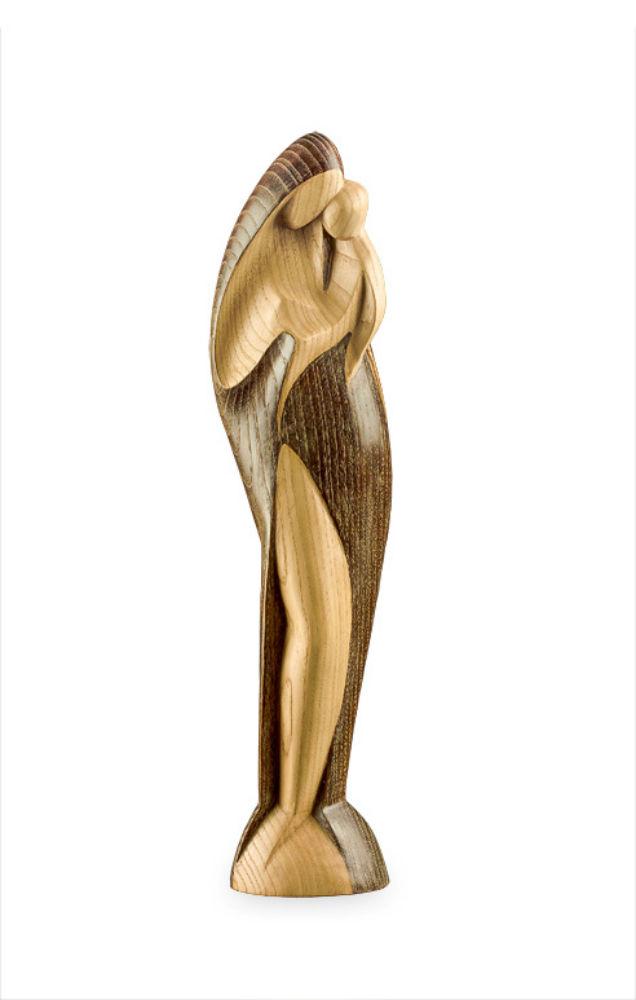 《レーピ》欧州教会使用創業100 50cm 年木彫りブランド木彫り聖母マリア像 聖母子像「プロテクトレス」守護ブラウン・濃淡2色(手彩色)高さ 50cm 保証書付【イタリア】, cotton chips:a87c066b --- sunward.msk.ru
