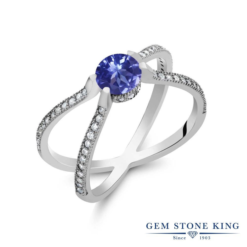 【10%OFF】 Gem Stone King 1.38カラット 指輪 リング レディース シルバー925 天然石 クリスマスプレゼント 女性 彼女 妻 誕生日