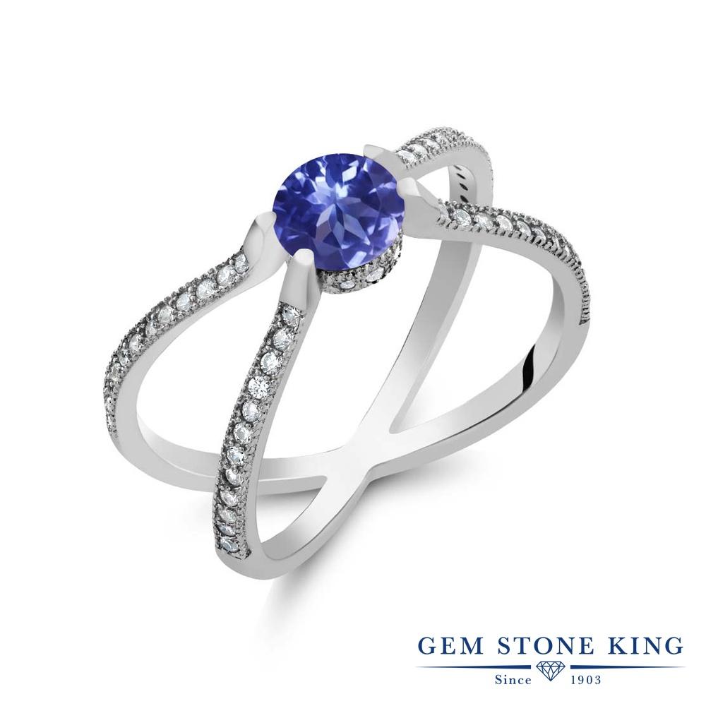 【10%OFF】 Gem Stone King 1.38カラット 指輪 リング レディース シルバー925 天然石 クリスマスプレゼント 女性 彼女 妻 誕生日