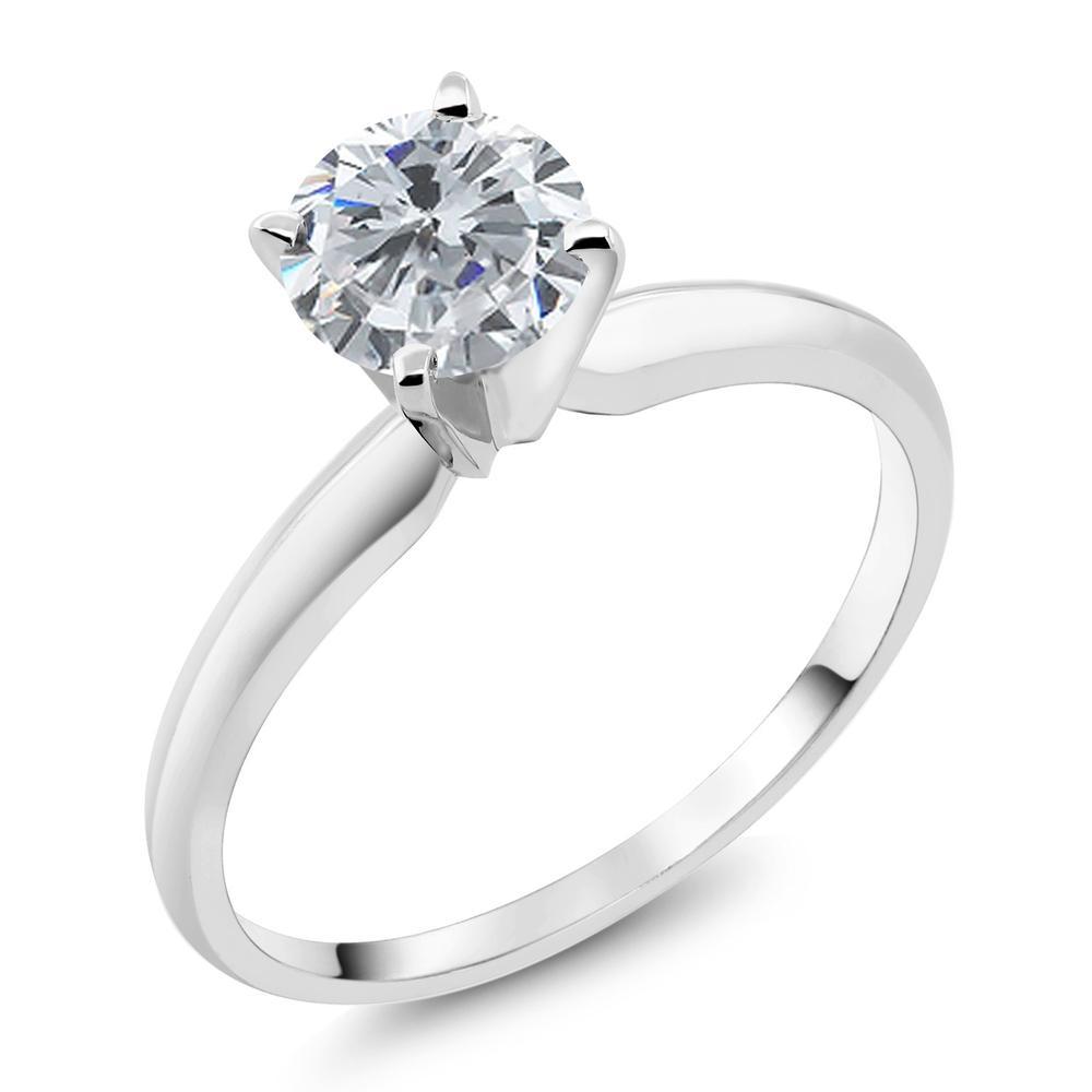 人気カラーの 0.5カラット 天然 ダイヤモンド 18金 ホワイトゴールド(K18) 指輪 ソリティア レディース リング 婚約指輪 ダイヤ ダイヤモンド 小粒 一粒 シンプル ソリティア 天然石 4月 誕生石 金属アレルギー対応 婚約指輪 エンゲージリング 母の日, カワキタマチ:fb24d186 --- inglin-transporte.ch