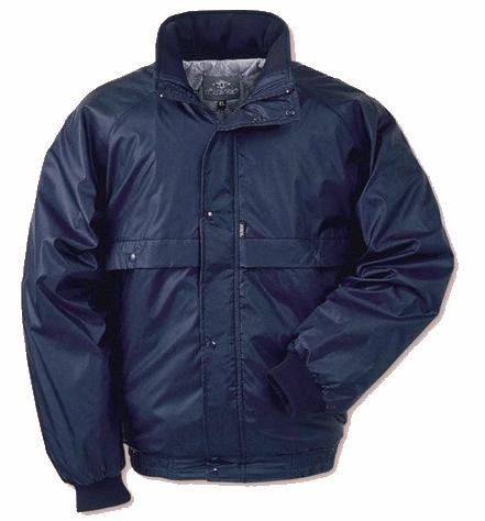 防寒用品 WT-56N 軽量防寒ブルゾン 雪上作業に最適! 超軽量で撥水性にも優れた防寒ブルゾンです。