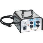 ハタヤ ミニトランスル 降圧型 単相200V→100・115V 2.0KVA LV02CS 1台