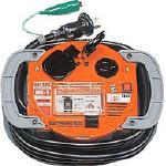 ハタヤ メタセン(金属感知器)ボックス 100V接地付 5m MB5 1台