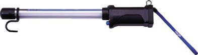 saga コードレス充電式ストロングライト LB-8W 8W 防雨型(充電器付) 工事用品 作業灯・照明用品
