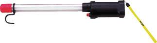 saga LEDコードレス充電式ストロングライト LB-LED8LAE 8W相当耐薬品タイプ(充電器無し) 工事用品 作業灯・照明用品
