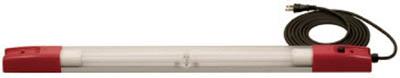saga 角型ストロングライト SL-30EFP 12W×2灯狭所用 コード3m付 工事用品 作業灯・照明用品