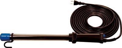 saga ストロングライト SL-8W-UV 8W 紫外線照射タイプ コード5m付 工事用品 作業灯・照明用品
