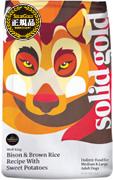 【PET】【送料無料】【正規品】ソリッドゴールド ウルフキング 10.8Kg  JAN:093766180284【T】