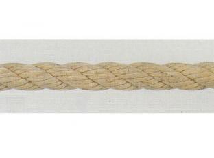 【送料無料】 【染サイザル】繊維ロープマニラロープ直径18mm【K】