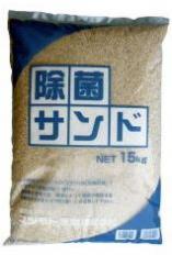 15kg入り【K】※代引き不可商品※【20袋セット】 除菌サンド