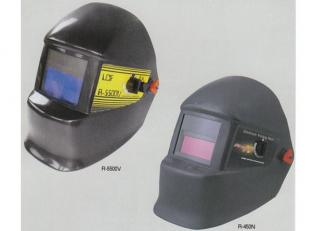 【送料無料】 レインボーマスク R-450N 安全帽取付型【R450N】【K】