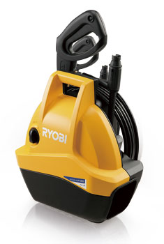 【送料無料】【RYOBI】リョービ 高圧 洗浄機 AJP-1310 【K】