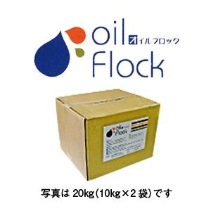 【送料無料】 【排水処理凝集剤】オイルフロック【1kgx6袋/箱】【スバル興業】 ※代引き不可商品※【K】