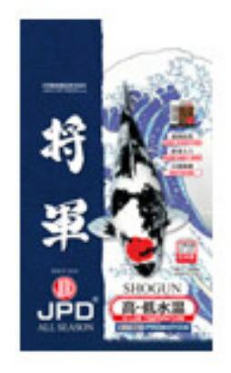 コイ アクアリウム 【CSK】 15kg 浮上性 S 将軍 鯉 鯉のえさ 送料無料 (粒サイズ:約3mm)