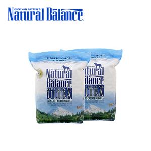 【PET】【送料無料】ナチュラルバランス リデュースカロリー ドッグフード 12ポンド(5.45kg)×2袋セット【P】