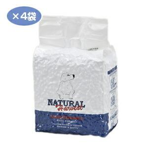 【PET】【送料無料】※ポイント10倍※ ナチュラルハーベスト メンテナンス 大粒 3.1kg×4袋【THC】