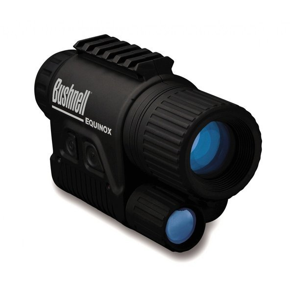 ブッシュネル デジタルナイトビジョン エクイノクス ライト 暗視スコープ 単眼鏡型 夜間監視 動物生態調査