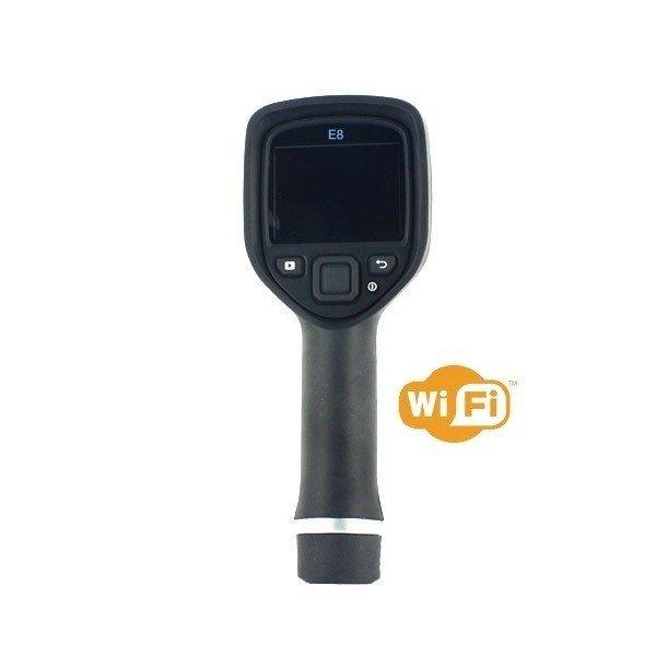 FLIR フリアーEx WiFiシリーズ フリアーE8 赤外線サーモグラフィ (建物検査 電気設備 機械設備 保守点検) [日本正規品]