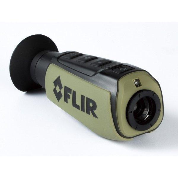 [送料無料] FLIR ハンドヘルド赤外線サーマルカメラ フリアースカウトII320 【暗視スコープ/夜間監視/夜行性動物の観察)】 [日本正規品]