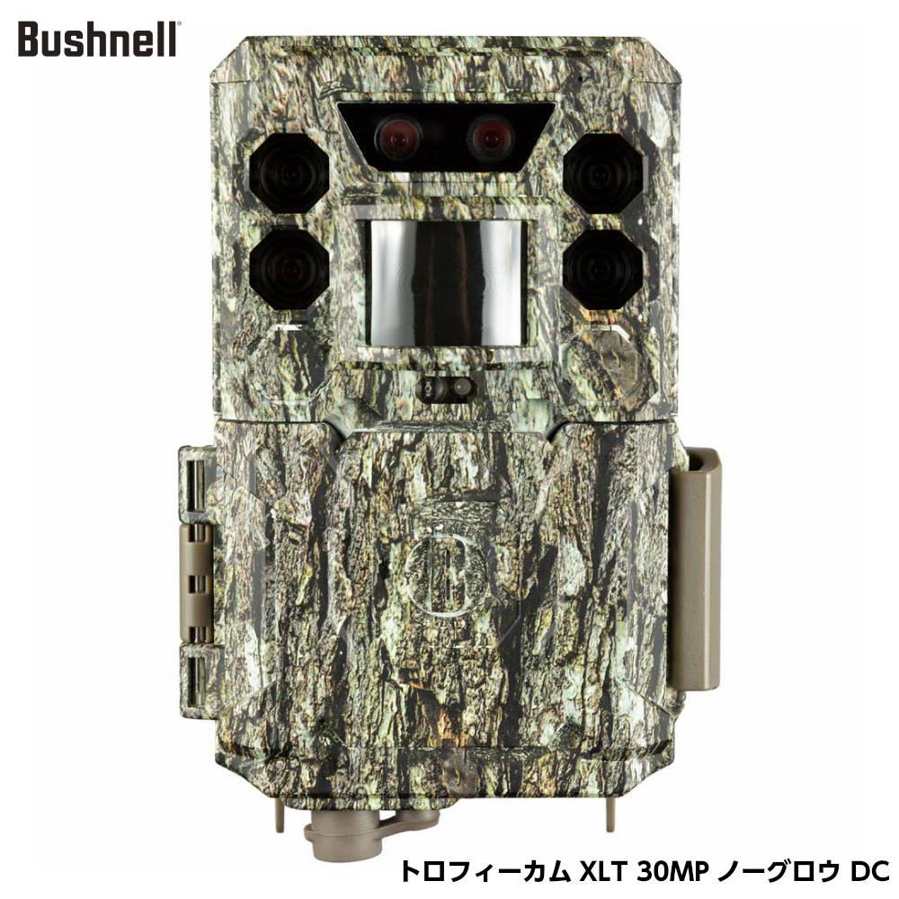 Bushnell ブッシュネル トロフィーカムXLT 30MP ノーグロウ DC 屋外型センサーカメラ 無人監視カメラ 防犯カメラ [日本正規品]
