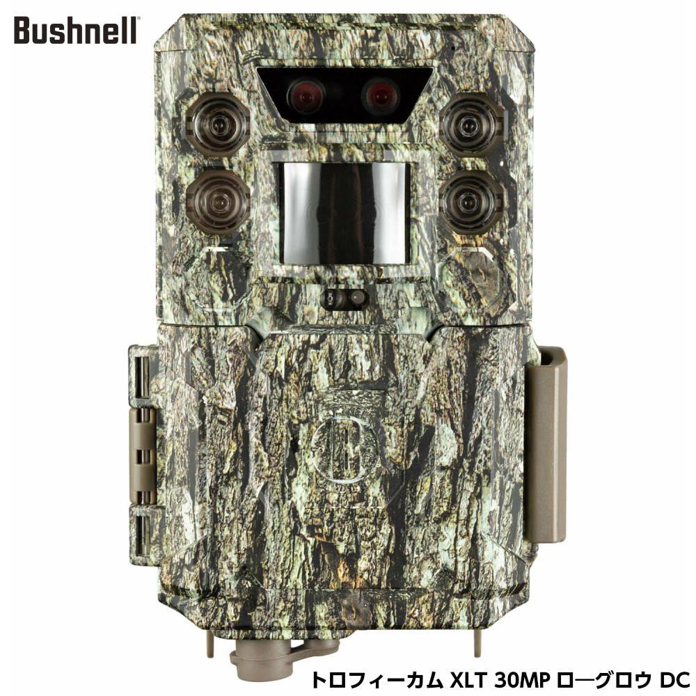 Bushnell ブッシュネル トロフィーカムXLT 30MP ローグロウ DC 屋外型センサーカメラ 無人監視カメラ 防犯カメラ [日本正規品]