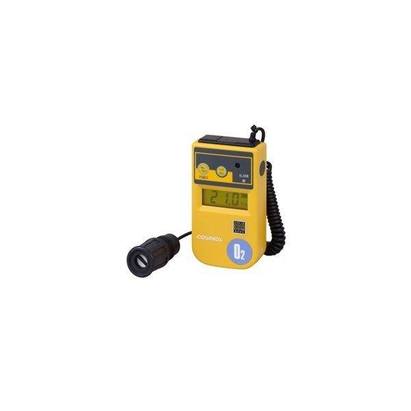 新コスモス電機 デジタル酸素濃度計(投げ込み式) XO-326IISB 1mカールコード [酸素濃度測定 マンホール タンク トンネル]