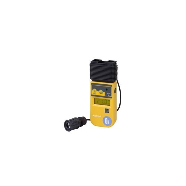 新コスモス電機 デジタル酸素濃度計(投げ込み式) XO-326IISA 5mコード [酸素濃度測定 マンホール タンク トンネル]