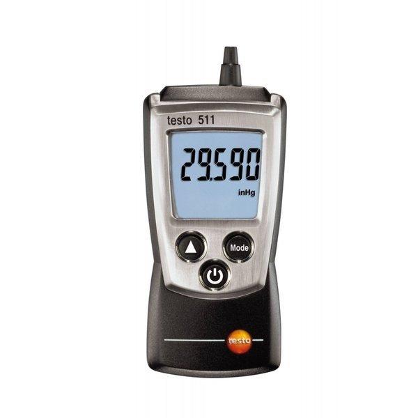 テストー 絶対圧計 testo511 型番056100511 [差圧測定 風速 風量演算 気圧補正用ツール]