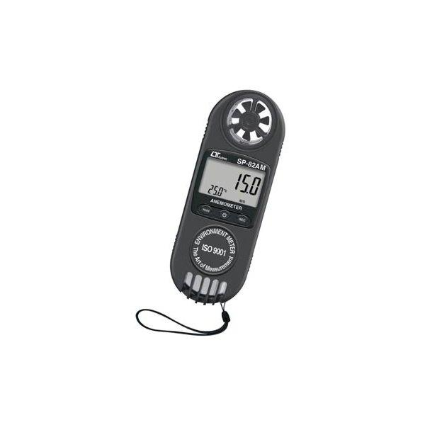 マザーツール ポケットサイズマルチ風速・風量計 SP-82AT [風速 風量 温度測定]