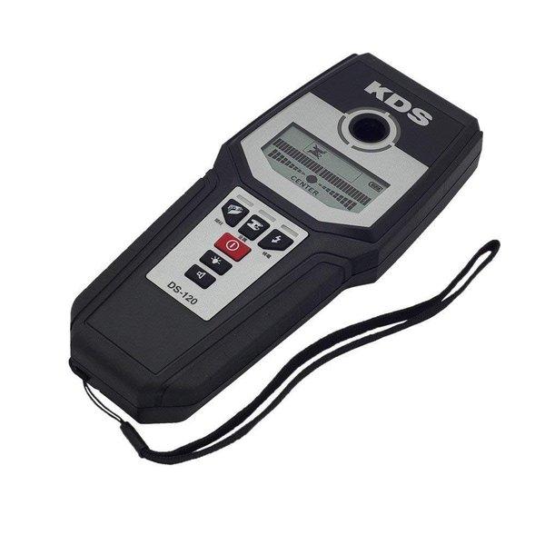 ムラテックKDS デジタルセンサー120 DS-120 コンクリート探知機 下地センサー [コンクリート内部の金属などを検知]