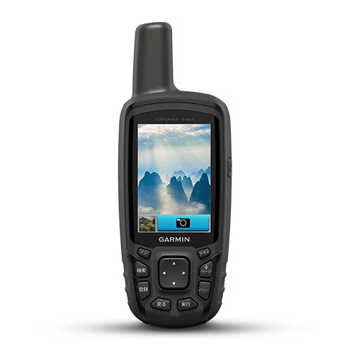 GARMIN ガーミン GPSMAP 64sc J GPSハンディナビゲーター [商品番号 010-01199-36 国内正規品]