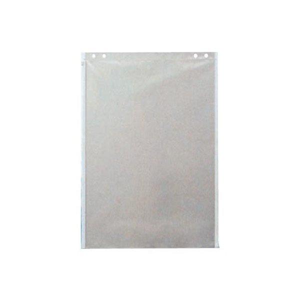 ワイドファスナーケース TT-A1 (10枚入) A1サイズ [設計図面袋 地図などの書類を保護]