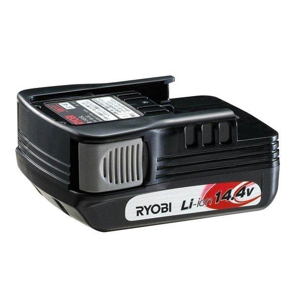 [純正品 新品] RYOBI リョービ B-1415L 14.4V 1.5Ah 電池パック リチウムイオン 14.4ボルト電池パック [インパクトドライバ 充電式ブロワー]