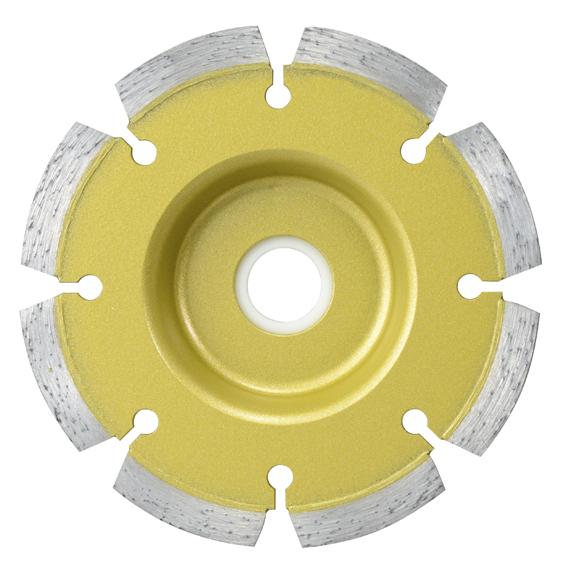 RYOBI リョービ ディスクグラインダー用 ダイヤモンドブレード 金匠 オフセット型 DB105FK 外径105mm×内径20(15)mm×刃厚2.2mm No.6682601 京セラ
