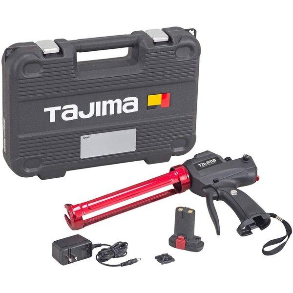 TAJIMA タジマ 充電式コーキングガン コンボイエレキテルセット CNVEJSET 充電池 キャリーケース付き