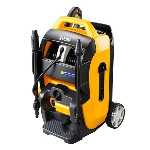 [送料無料] RYOBI リョービ AJP-2100GQ (60Hz) 高圧洗浄機 ハイエンド 静音 高圧ホース15m [洗車 大掃除 外壁掃除]