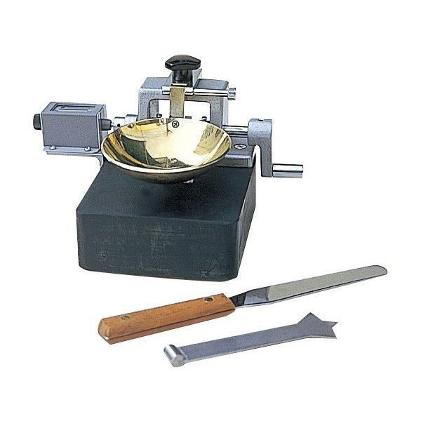 三洋試験機工業 液性限界測定装置 LS-344 (カウンター付) [土の含水比の測定 JIS A 1205準拠]※【代引き不可】※メーカー直送商品のため代引決済はご利用できません。