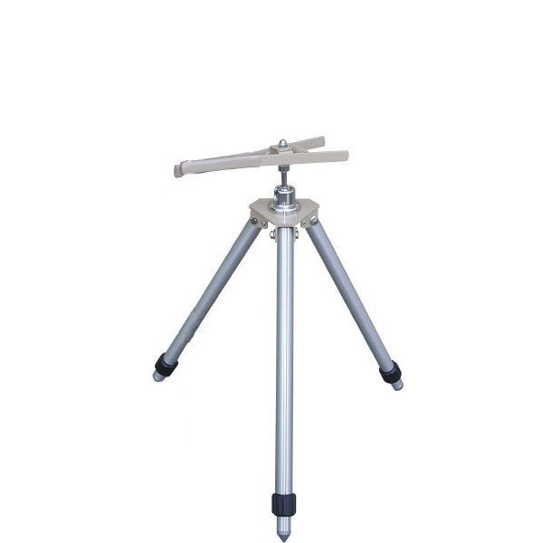 SK|TAIHEI 大平産業 プチスタンドII ピンポールスタンド PTS-4575 脚長450-750mm 約1.3kg 【測量/土木/光波/トータルステーション/測距/ピンポール】