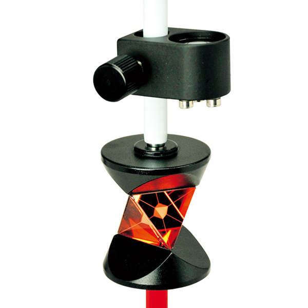 ランドアート 360°ミニプリズムセット MP-360CTS プリズム定数-5mm 固定式(ケース付き)