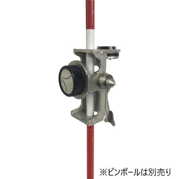大平産業 ピンポールプリズム クランプ式 1インチ OT-PZ01-10 光波用ミラー 対応ピンポール径9mm ピンポールは別売り
