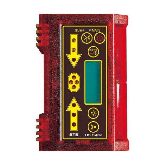 [JSIMA認定店] STS 双方向通信対応シンプルマシンコントロールシステム HS-240C 受光器