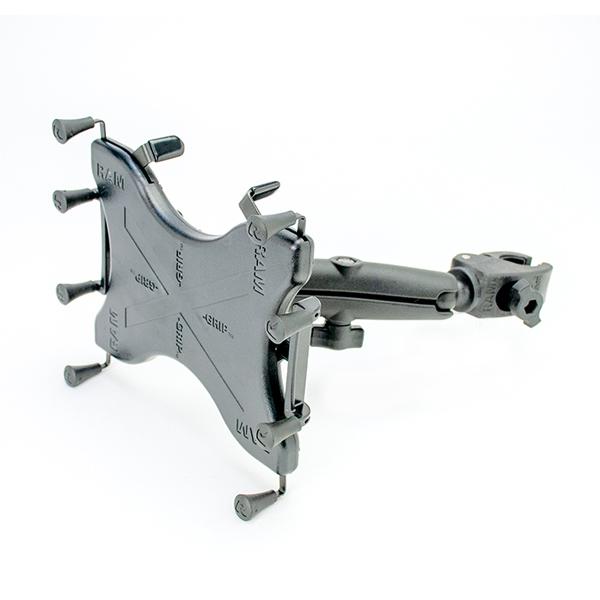 【お買得!】 ランドアート Xグリップホルダー タブレット用 XG-UN11 対応ポール径16-38mm, イサハヤシ f252d1b2